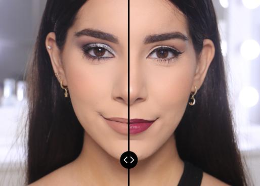 Maquillador <span>virtual</span>
