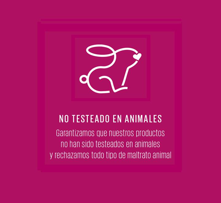 No testeado en animales