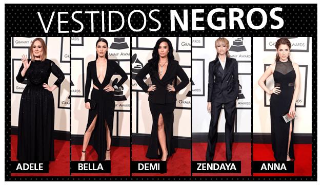 Grammy 2016: Lo último de las celebrities