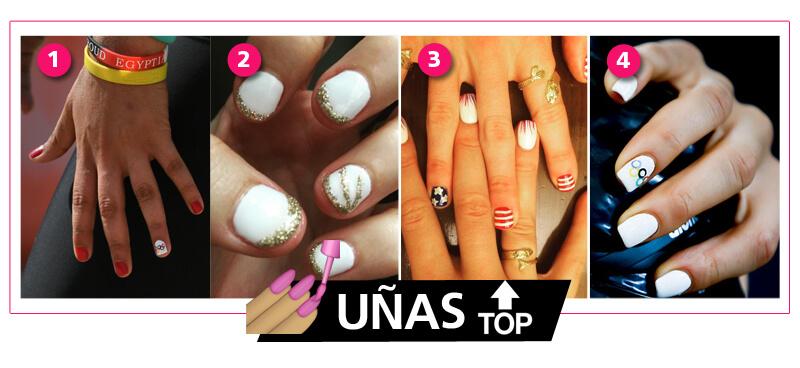 nails, arty nails, nails art, danna vollmer, doaa elghobashy, julia sebastián, missy franklin