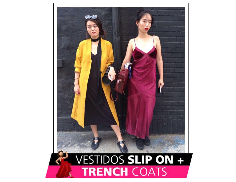 Street style de la semana de la moda de New York