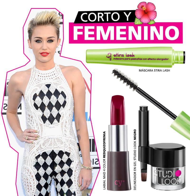 Miley Cyrus a la vanguardia