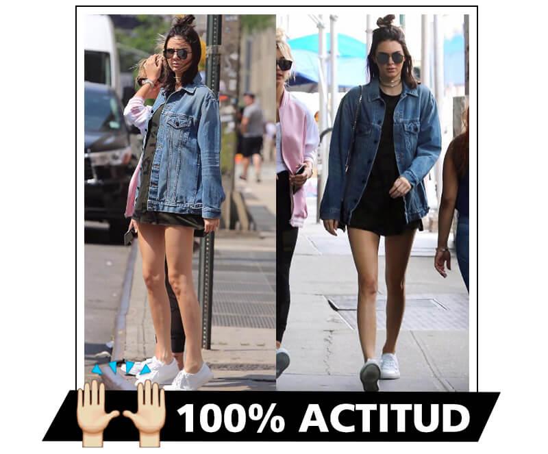 Street style de Kendall Jenner