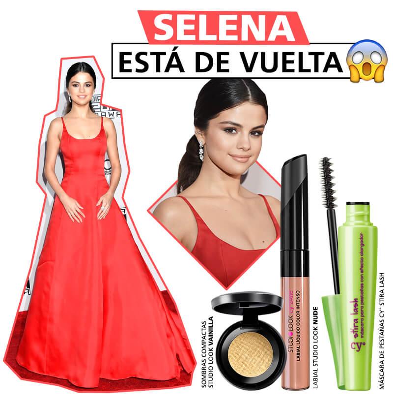 El regreso de Selena