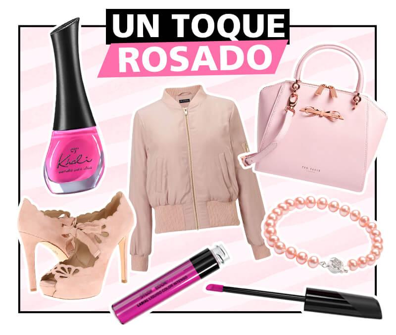 Moda en rosa