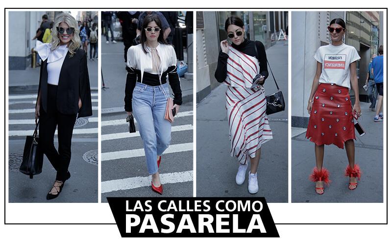 Los mejores looks del NYFW: street style!