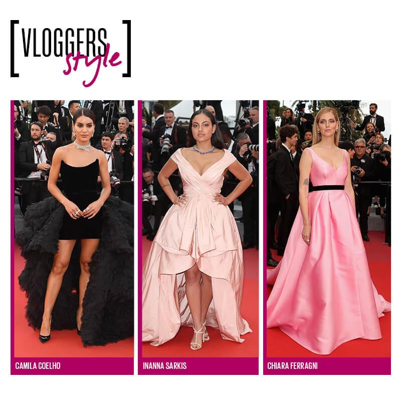 Los mejores looks en Cannes 2018