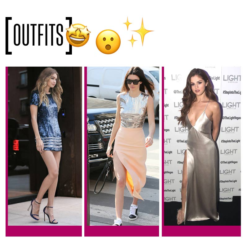 Outfits glitter | Fuente: Google Image