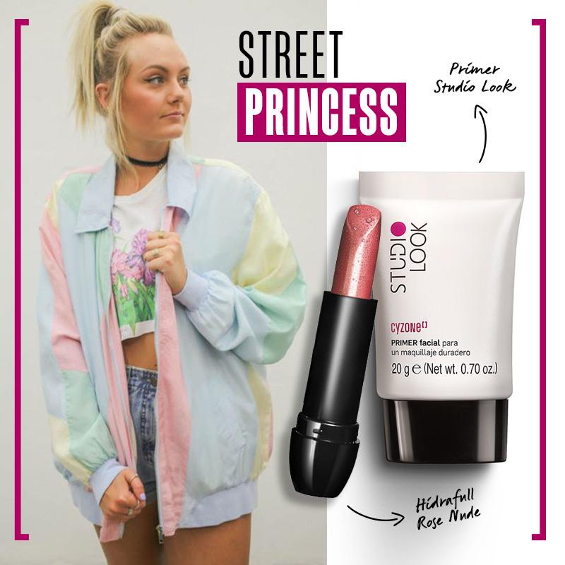 Look color pastel casual | Fuente: Google Image
