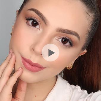Look de Maquillaje en 5 MINUTOS - gabriella perdomo