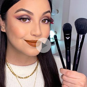 Cómo utilizar las brochas de Maquillaje Studio Look - nicolle chang