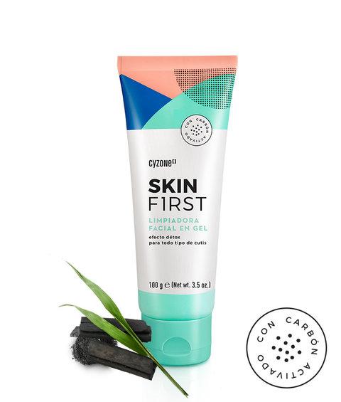 Limpiador facial Skin First