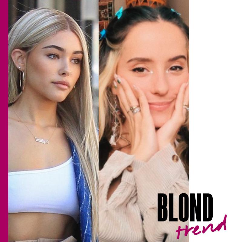 Celebrities que ya llevan la tendencia: blond trend | Fuente: Google Images