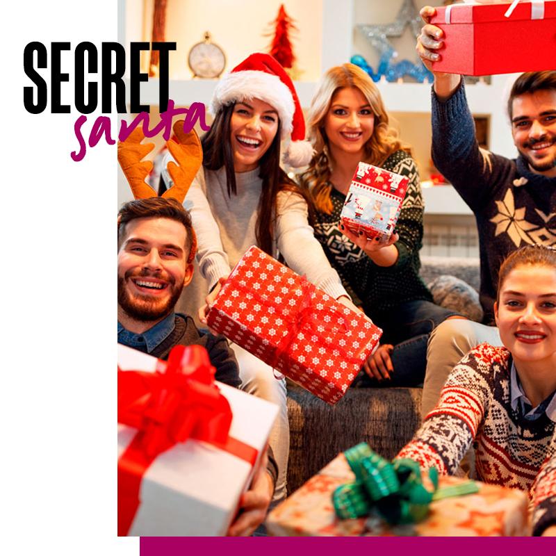 Ideas de navidad en familia : Jugar amigo secreto - Secret Santa | Fuente: Google Images