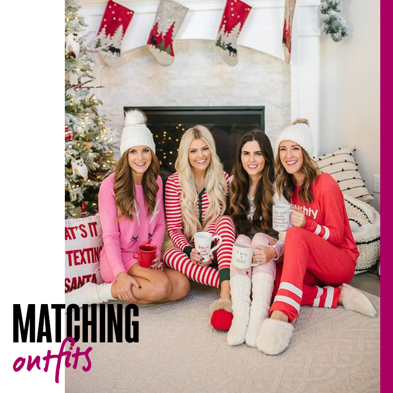 Hacer matching outfits en familia: matching outfits | Fuente: Google Images